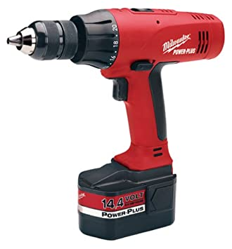 Milwaukee 0516-20 14.4 Volt 1/2-Inch Driver/Drill 0-450/1450 RPM, T-Handle (tool only)