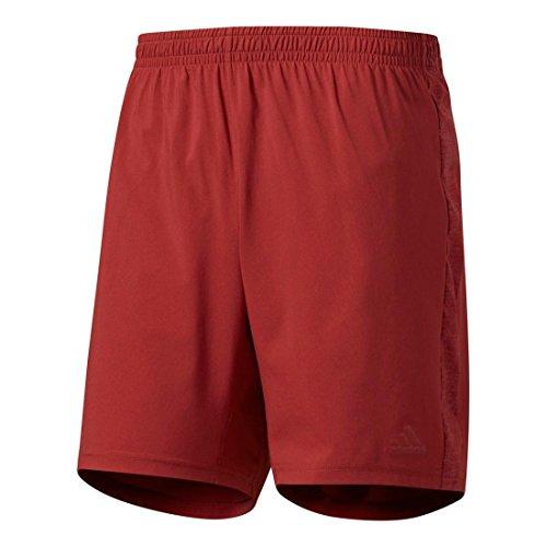 adidas Men's Running Supernova Shorts, Mystery Red, (Adidas Nova Short)