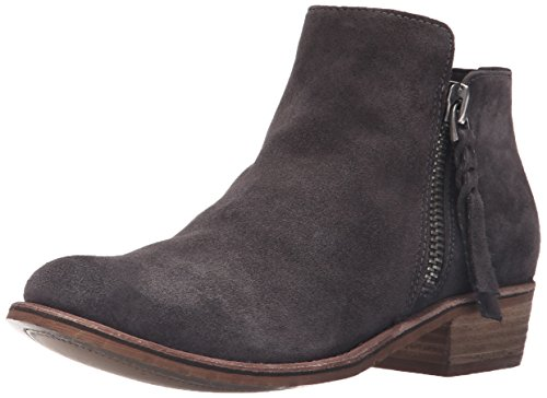 Dolce Vita Women's Sutton Ankle Bootie, Anthracite Suede, 8.5 UK/8.5 M US by Dolce Vita