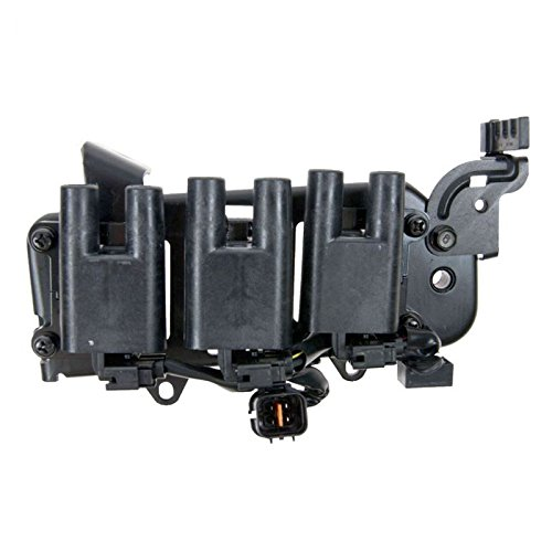 Ignition Coil Pack 27301-37110 Fits 01-06 Santa Fe 03-08 Tiburon V6 2.7L AM Autoparts