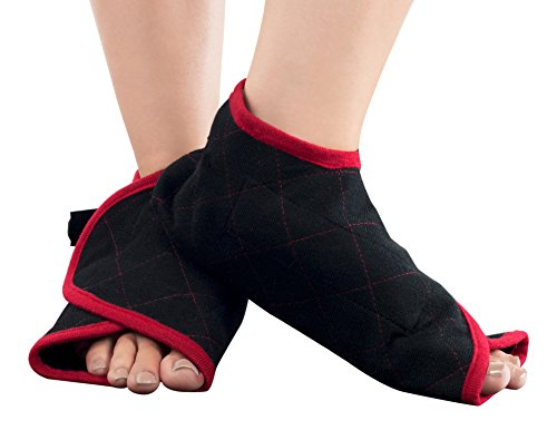UPC 886511956476, Bluestone Hot & Cold Foot Wraps - Pair - One Size Fits Most