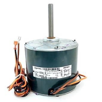 oem upgraded ge genteq rheem ruud weather king 1 5 hp 460v condenser Whole House Fan Wiring Diagram