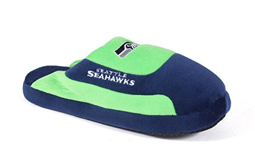 ed32cae2b1b5 Seattle Seahawks Slippers