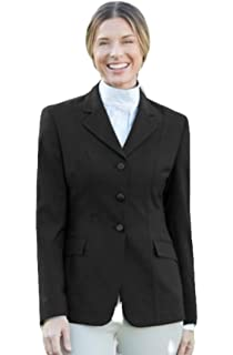 238f3e0fd3f Amazon.com : R.J. Classics Ladies Devon Show Coat : Clothing