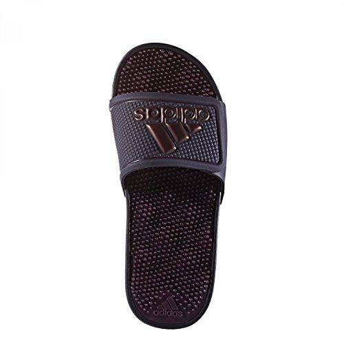 super popular d1b71 3f248 ... adidas Adissage 2.0 Logo, Zapatos de Playa y Piscina para Hombre Azul  (Noble Ink ...