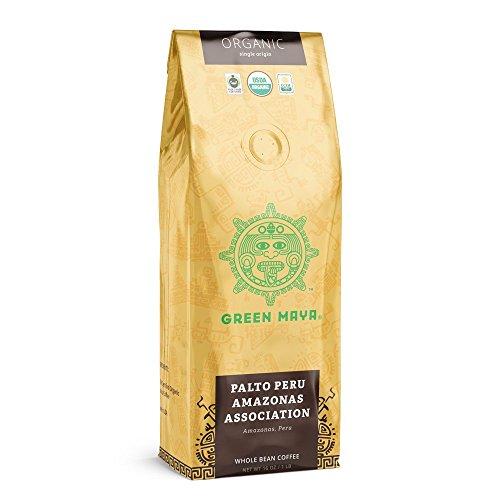 Green Maya Palto Peru Amazonas Association 100% Certified Organic Peruvian Coffee