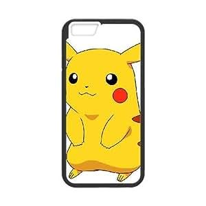 Pikachu iphone 6 4.7 inch phone Case Maverick Fantasy Funny Terror Tease Magical YHNL797827290 Kimberly Kurzendoerfer