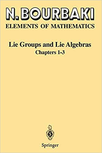 Lie Groups and Lie Algebras Chapters 1-3
