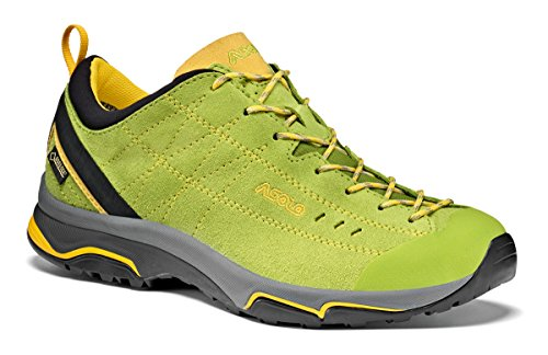 Green Verde Mujer Asolo Zapatos Gv Ml Nucleon lime Yellow B4q0AX