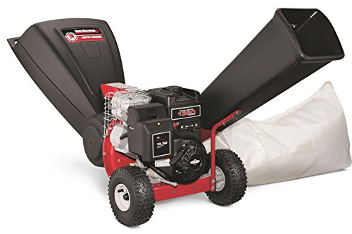 - Yard Machines 250cc Chipper Shredder