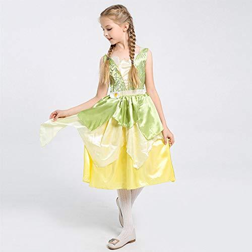 15b464a831736 ハロウィン 仮装 子供 プリンセス お姫様 アリス 妖精 エルフ 可愛い ドレス ワンピース コスプレ衣装 コスチューム 演出服