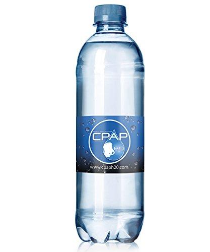 20.0 oz CPAP H20 Premium Distilled Water (Pack of 6)