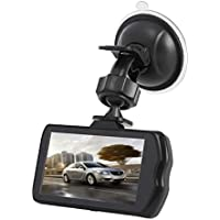 CATUO Car DVR Dash Cam Motion Detection Vehicle Recorder 3.0 inch LCD Screen Full HD 1080P Built-in G-sensor Night Vision Blackbox DVR