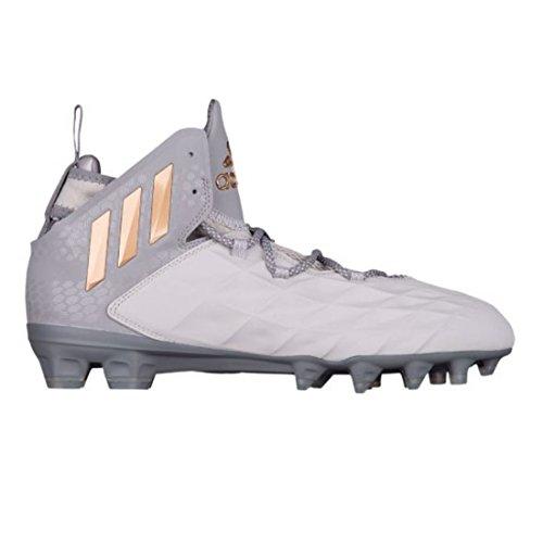 Adidas Freak Lax Mid Cleat Unisex Grigio Lacrosse