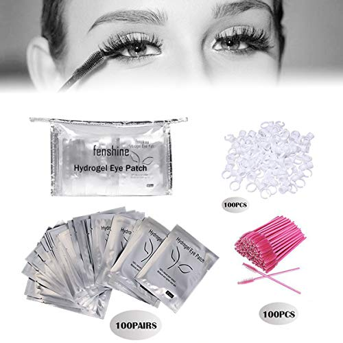 Extension Patches Eyelash Mascara Applicator