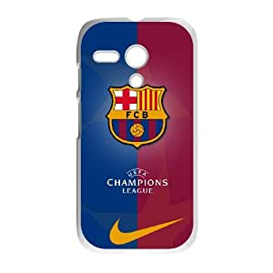 Barcelona Barcelona Motorola G Cell Phone Case White VC944N68