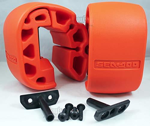 OEM BRP Sea-Doo Snap-in Fenders Seadoo PWC Bumpers Kit 295100418 295100550
