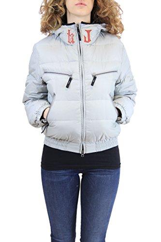 Kejo Patch Grey Goose Grigio Jacket Ninja Down Women HHwRqCr7
