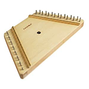 Amazon.com: First Act MG901 Lap Harp: Musical Instruments