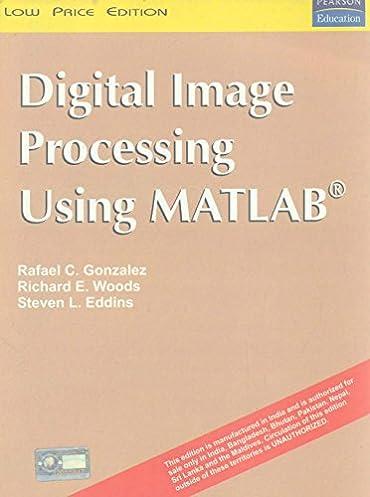 Digital Image Processing Gonzalez Third Edition Ebook