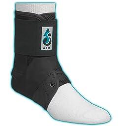 ASO Ankle Stabilizer - Men\'s ( sz. S, Black )