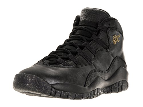 NIKE Air Jordan 10 X Retro NYC Premium Basketball Shoes Sneaker