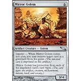 Magic: the Gathering - Mirror Golem - Mirrodin by Magic: the Gathering