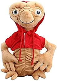 28 Cm/11 Inch E.T Plush Doll Toy Alien Doll with Cloth Plush HighQuality Alien Plush Doll for Children's Birth