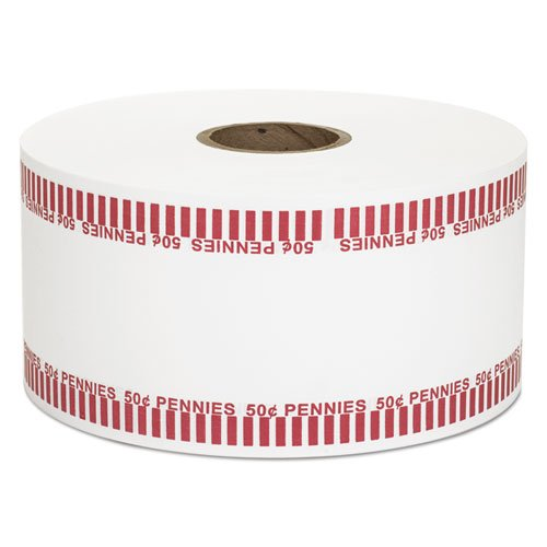 Automatic Coin Wrapper Roll, Penny, 1000 feet (50001) ()
