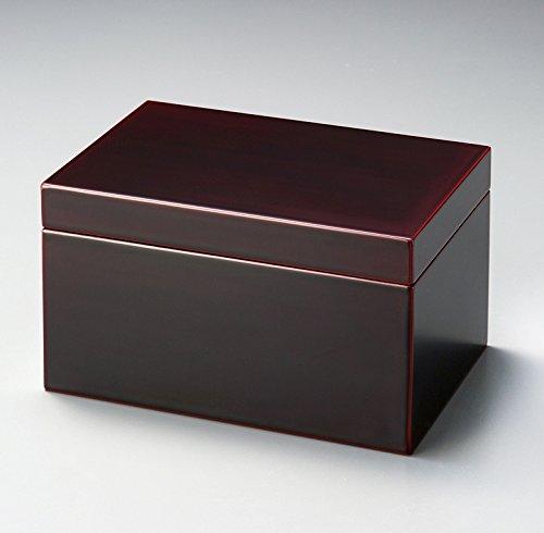 【越前漆器】雅乃 茶箱 B0773NJ17S