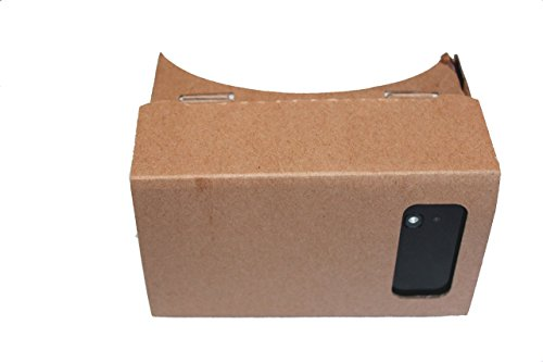 SimpleVR Google Cardboard Kit Clone product image