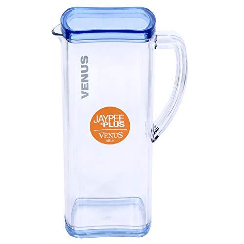 Jaypee Plus Plastic Venus 1.65 LTR Water Jug Blue