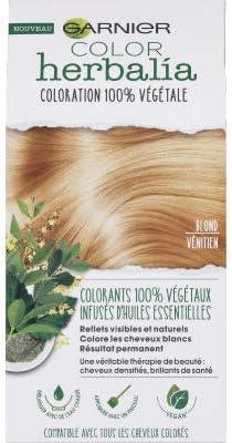 Garnier Color Herbalia - Coloration 100% végétale - Blond Vénitien