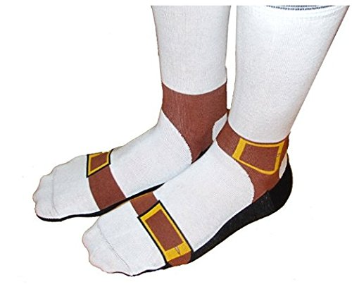 Sandal Socks – Silly Socks Look Like You're Wearing Sandals and Sox