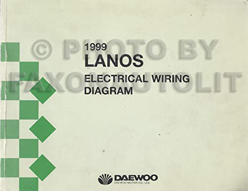 Wiring Diagram For Daewoo Lanos - Wiring Diagram K3 on