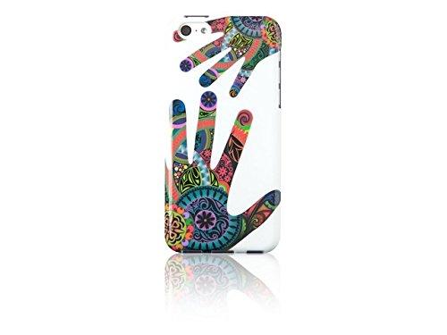 Spada 008738 Smartphone Schutzhülle Back Case - IMD - iPhone 5C - Hands