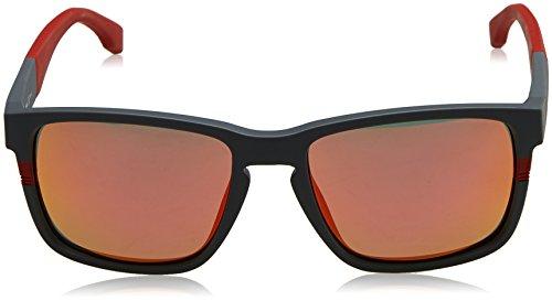 57 Rojo Boss Grey Mtgreydkred Oleop Adulto Unisex Speckled Boss Pz de 0916 Red S 1XA Sol Hugo 7H Gafas 1Uw6qxPn5