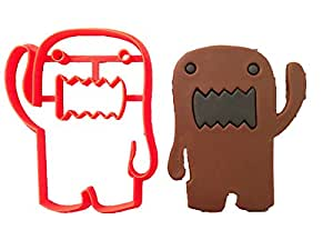 Domo Cookie Cutter (2 inches)