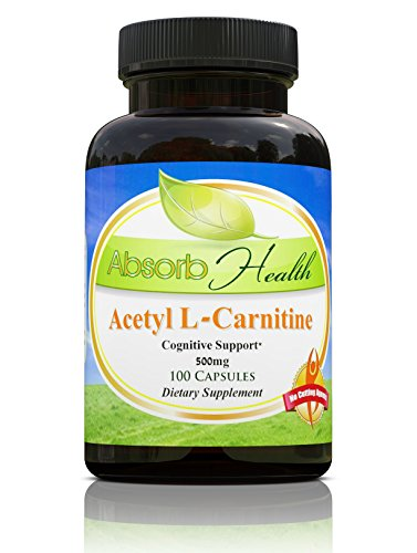 Absorb Health Acetyl L Carnitine Capsules