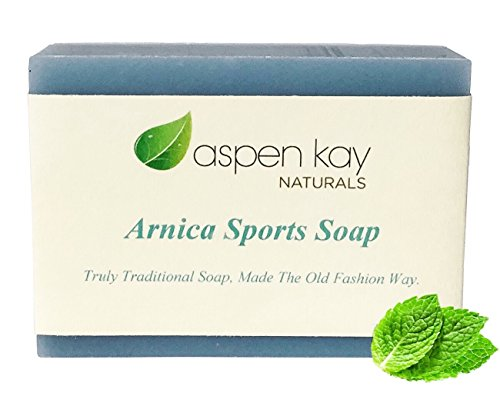 Arnica Soap Athletes Exercising Essential
