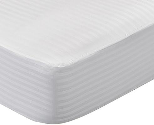 Pikolin Home - Protecton de colchón cutí, 100% algodón, 90x190cm ...