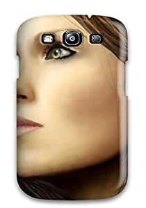 Hot Fashion Design Case Cover For Galaxy S3 Protective Case (tarja Turunen Music)