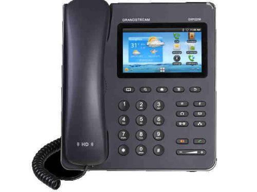 Grandstream GXP2200 Enterprise Media Phone for Android VoIP Phone and Device (Grandstream Skype)