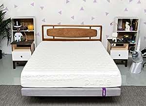 Mattress Brand Reviews >> Amazon Com Purple Queen Mattress Hyper Elastic Polymer Bed