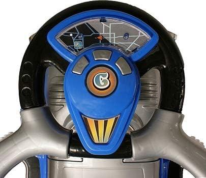 GDTrade Super Car Deluxe Spielzeugauto Lauflernhilfe Lauflernwagen Kinderfahrzeuge!! GR/ÜN
