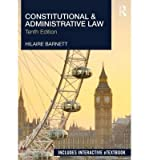 Constitutional and Administrative Law, Barnett, Hilaire, 0415623642