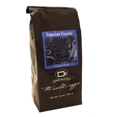 Coffee Beanery Hawaiian Coconut 16 oz. (Whole Bean)