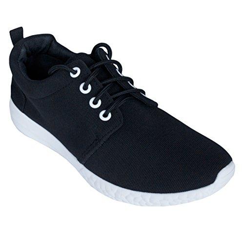 urban air   Athletic 1   Sneakers, Turn-Schuhe   Damen   für Sport, Freizeit, Jogging, Fitness   schwarz   39