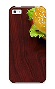New Premium Willis White Sandwich Skin Case Cover Excellent Fitted For Iphone 5c