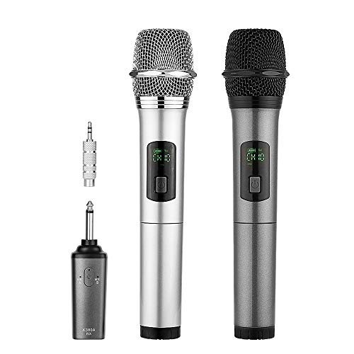 Top karaoke bluetooth microphone wireless for 2020